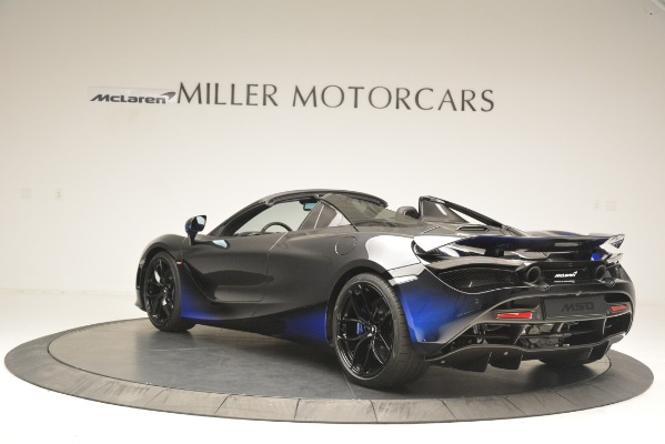 New 2020 McLaren 720s Spider for sale Sold at Pagani of Greenwich in Greenwich CT 06830 12