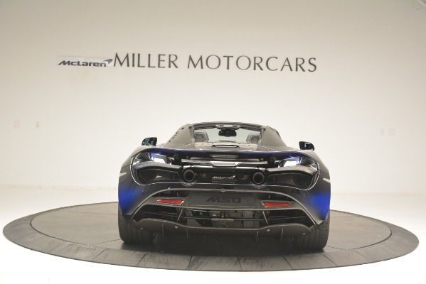 New 2020 McLaren 720s Spider for sale Sold at Pagani of Greenwich in Greenwich CT 06830 13