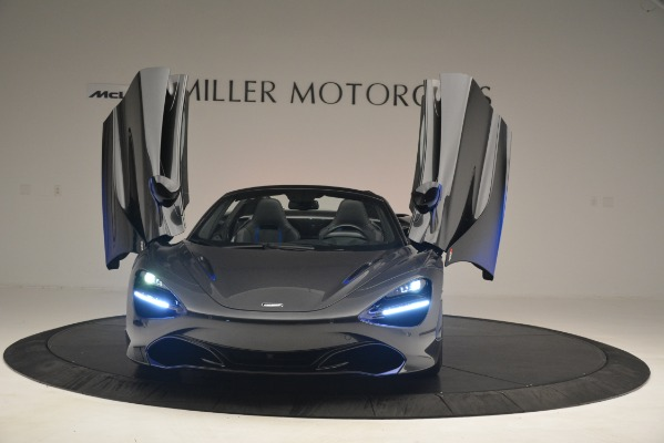 New 2020 McLaren 720s Spider for sale Sold at Pagani of Greenwich in Greenwich CT 06830 17