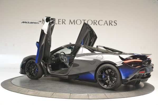 New 2020 McLaren 720s Spider for sale Sold at Pagani of Greenwich in Greenwich CT 06830 19