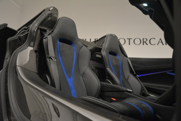 New 2020 McLaren 720s Spider for sale Sold at Pagani of Greenwich in Greenwich CT 06830 25
