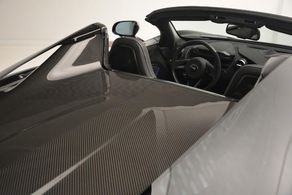 New 2020 McLaren 720s Spider for sale Sold at Pagani of Greenwich in Greenwich CT 06830 27