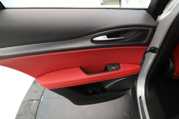 New 2019 Alfa Romeo Stelvio Ti Sport Q4 for sale Sold at Pagani of Greenwich in Greenwich CT 06830 21