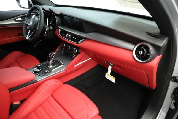 New 2019 Alfa Romeo Stelvio Ti Sport Q4 for sale Sold at Pagani of Greenwich in Greenwich CT 06830 22