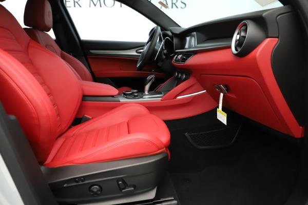 New 2019 Alfa Romeo Stelvio Ti Sport Q4 for sale Sold at Pagani of Greenwich in Greenwich CT 06830 23