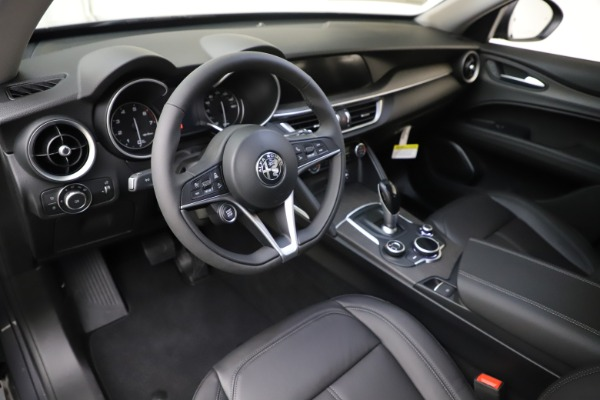 New 2019 Alfa Romeo Stelvio Ti Q4 for sale Sold at Pagani of Greenwich in Greenwich CT 06830 13
