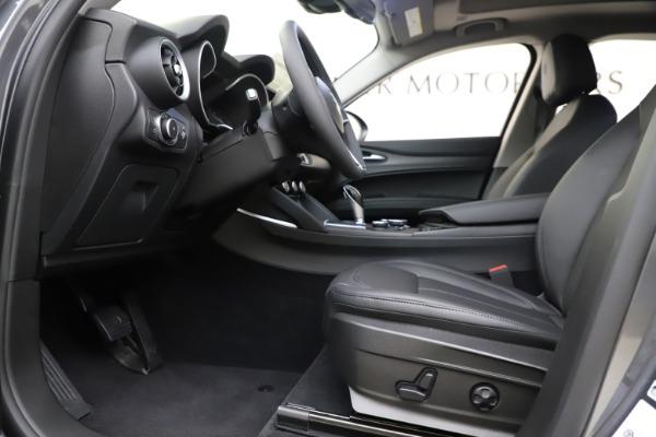 New 2019 Alfa Romeo Stelvio Ti Q4 for sale Sold at Pagani of Greenwich in Greenwich CT 06830 14