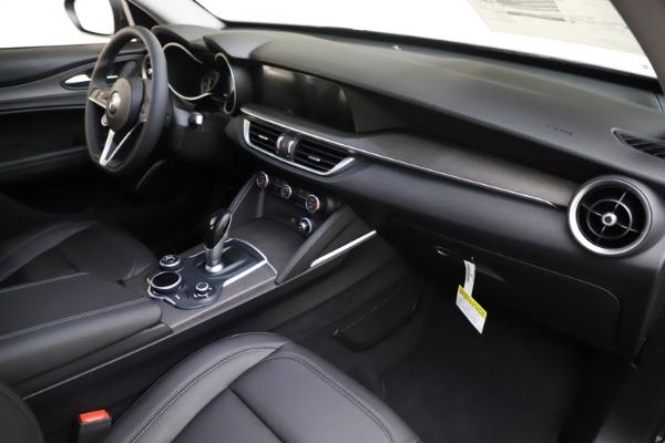 New 2019 Alfa Romeo Stelvio Ti Q4 for sale Sold at Pagani of Greenwich in Greenwich CT 06830 22