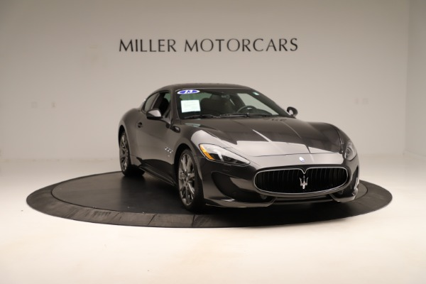 Used 2013 Maserati GranTurismo Sport for sale Sold at Pagani of Greenwich in Greenwich CT 06830 11