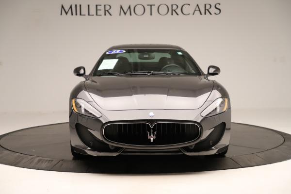 Used 2013 Maserati GranTurismo Sport for sale Sold at Pagani of Greenwich in Greenwich CT 06830 12
