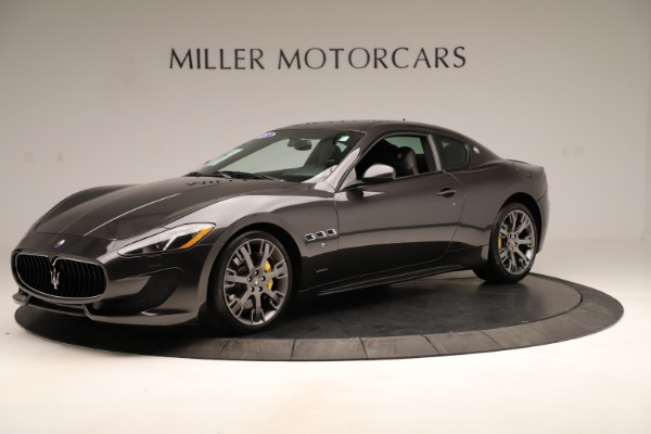 Used 2013 Maserati GranTurismo Sport for sale Sold at Pagani of Greenwich in Greenwich CT 06830 2