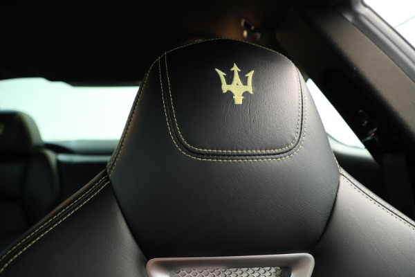 Used 2013 Maserati GranTurismo Sport for sale Sold at Pagani of Greenwich in Greenwich CT 06830 22