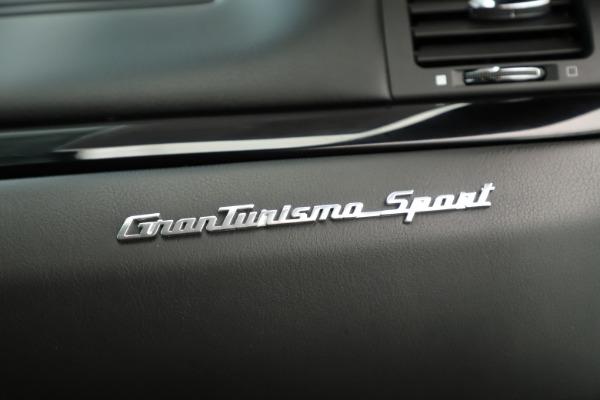 Used 2013 Maserati GranTurismo Sport for sale Sold at Pagani of Greenwich in Greenwich CT 06830 23