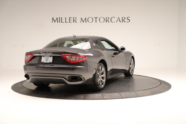 Used 2013 Maserati GranTurismo Sport for sale Sold at Pagani of Greenwich in Greenwich CT 06830 7