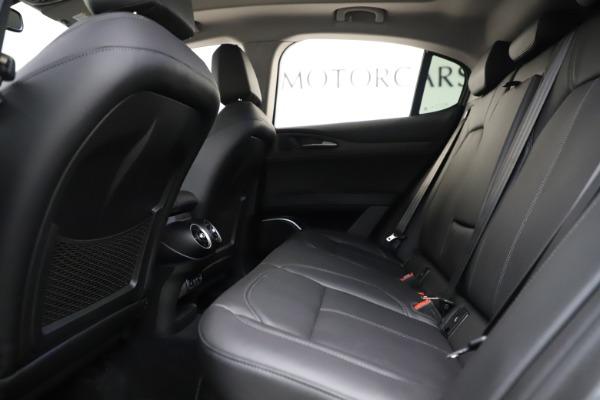 New 2019 Alfa Romeo Stelvio Ti Q4 for sale Sold at Pagani of Greenwich in Greenwich CT 06830 19