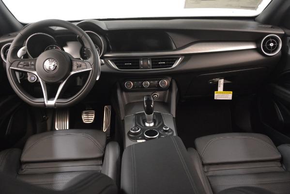 New 2019 Alfa Romeo Stelvio Ti Q4 for sale Sold at Pagani of Greenwich in Greenwich CT 06830 16