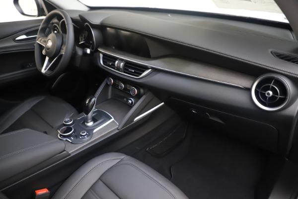 New 2019 Alfa Romeo Stelvio Ti Lusso Q4 for sale Sold at Pagani of Greenwich in Greenwich CT 06830 22