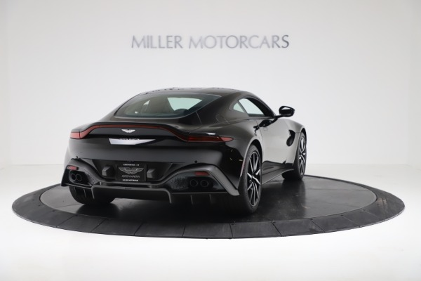 Used 2020 Aston Martin Vantage Coupe for sale Sold at Pagani of Greenwich in Greenwich CT 06830 7