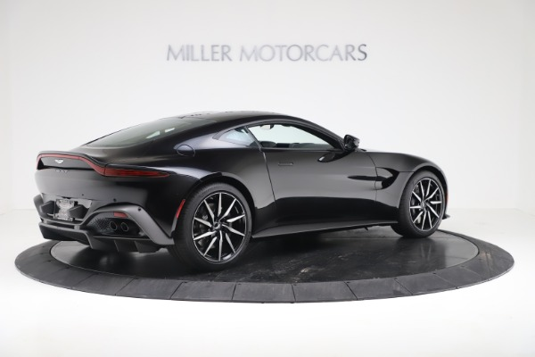 Used 2020 Aston Martin Vantage Coupe for sale Sold at Pagani of Greenwich in Greenwich CT 06830 8