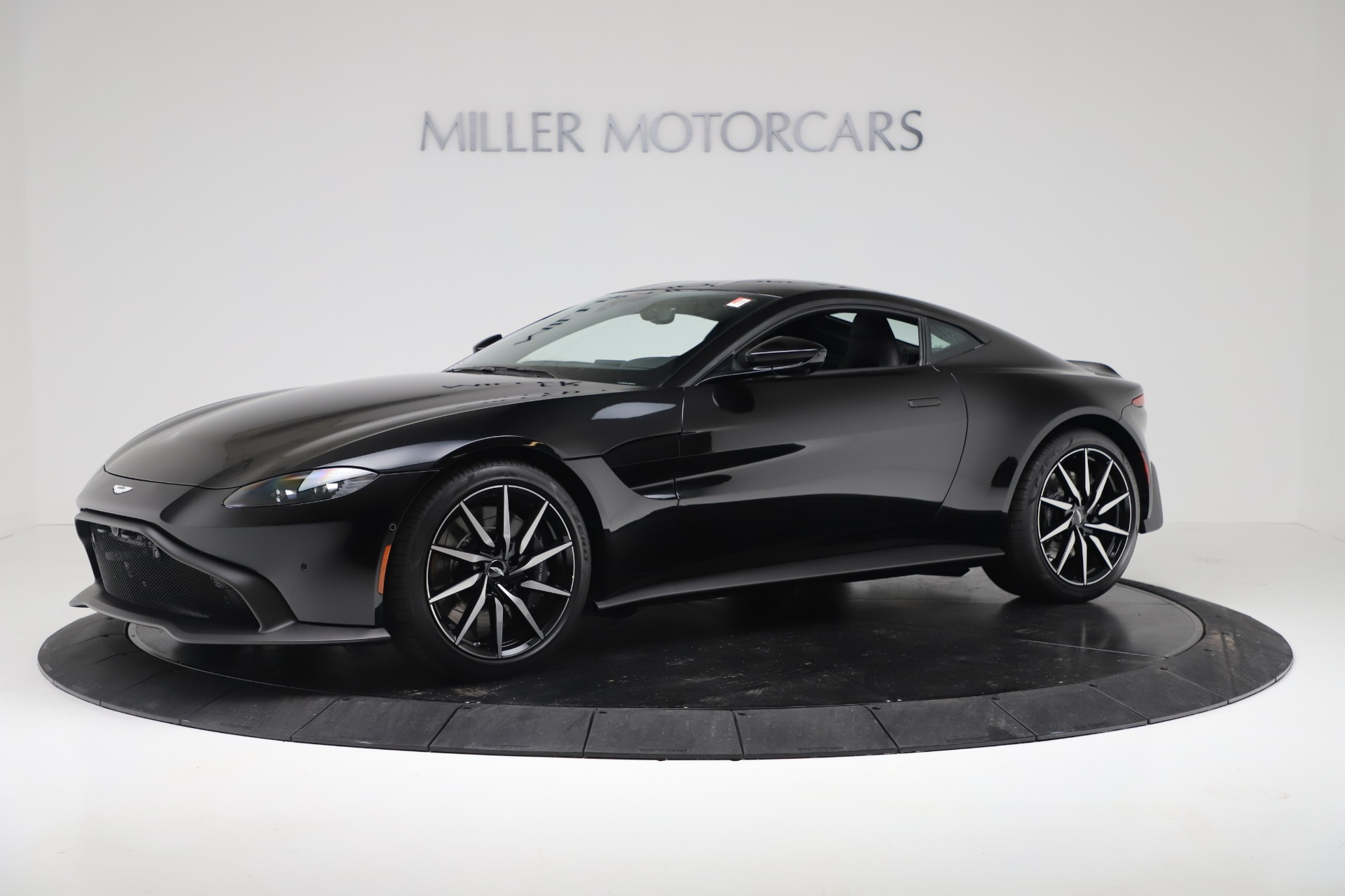 Used 2020 Aston Martin Vantage Coupe for sale Sold at Pagani of Greenwich in Greenwich CT 06830 1