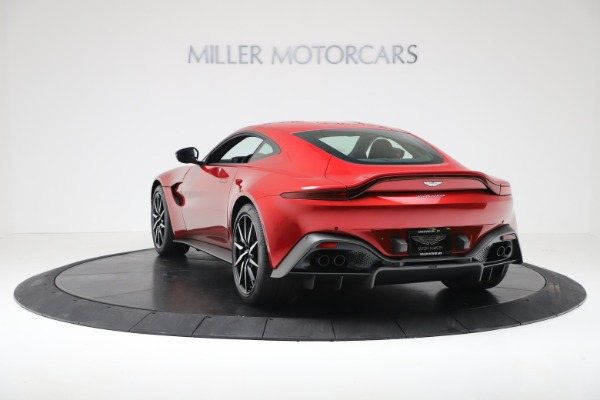 New 2020 Aston Martin Vantage Coupe for sale Sold at Pagani of Greenwich in Greenwich CT 06830 5