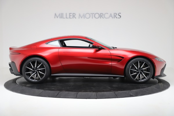 New 2020 Aston Martin Vantage Coupe for sale Sold at Pagani of Greenwich in Greenwich CT 06830 9
