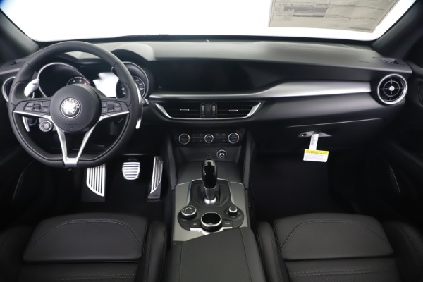 New 2019 Alfa Romeo Stelvio Ti Sport Q4 for sale Sold at Pagani of Greenwich in Greenwich CT 06830 16