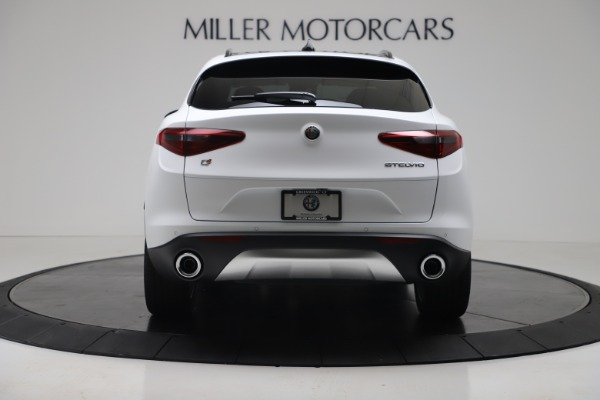 New 2019 Alfa Romeo Stelvio Ti Sport Q4 for sale Sold at Pagani of Greenwich in Greenwich CT 06830 6
