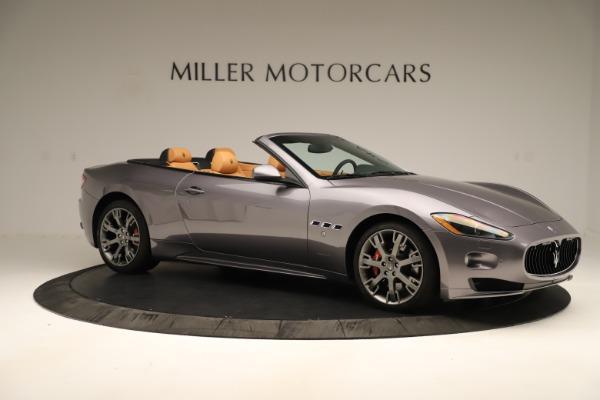 Used 2012 Maserati GranTurismo Sport for sale Sold at Pagani of Greenwich in Greenwich CT 06830 10