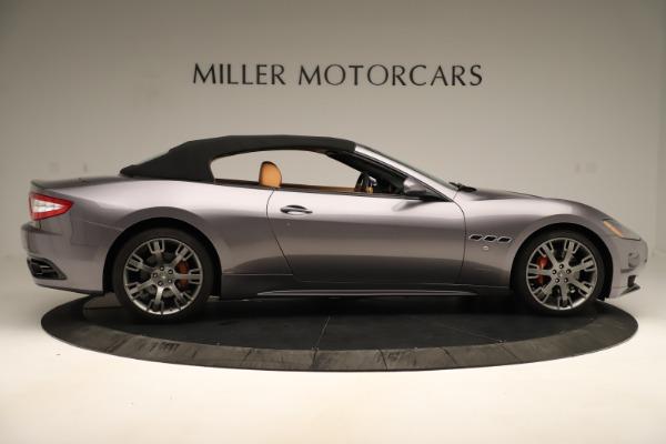 Used 2012 Maserati GranTurismo Sport for sale Sold at Pagani of Greenwich in Greenwich CT 06830 17