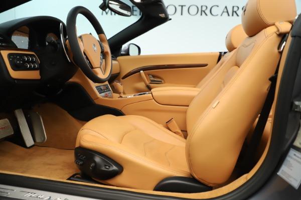 Used 2012 Maserati GranTurismo Sport for sale Sold at Pagani of Greenwich in Greenwich CT 06830 20