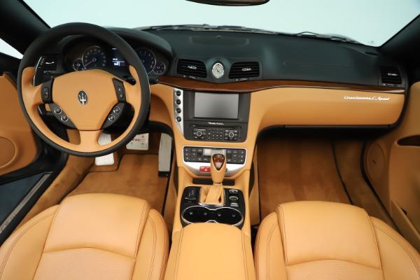 Used 2012 Maserati GranTurismo Sport for sale Sold at Pagani of Greenwich in Greenwich CT 06830 22