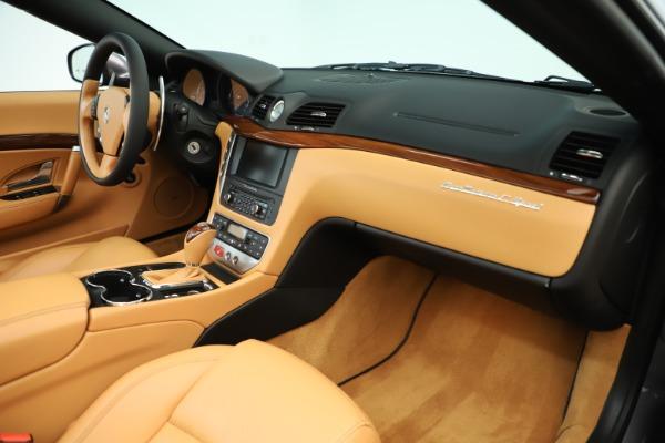 Used 2012 Maserati GranTurismo Sport for sale Sold at Pagani of Greenwich in Greenwich CT 06830 26