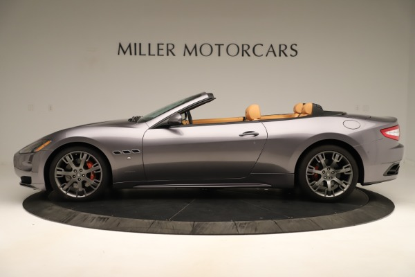 Used 2012 Maserati GranTurismo Sport for sale Sold at Pagani of Greenwich in Greenwich CT 06830 3