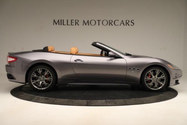 Used 2012 Maserati GranTurismo Sport for sale Sold at Pagani of Greenwich in Greenwich CT 06830 9