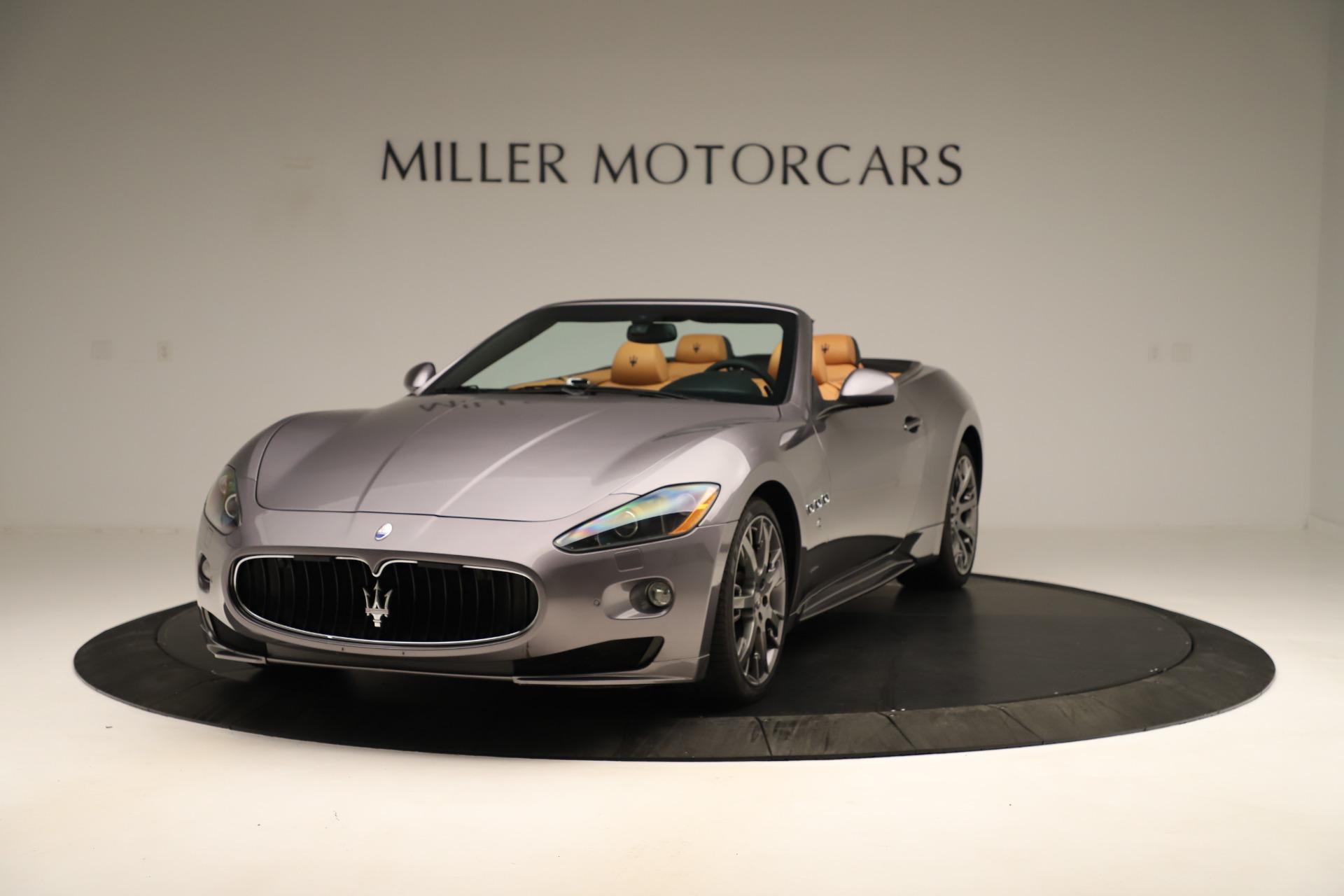 Used 2012 Maserati GranTurismo Sport for sale Sold at Pagani of Greenwich in Greenwich CT 06830 1