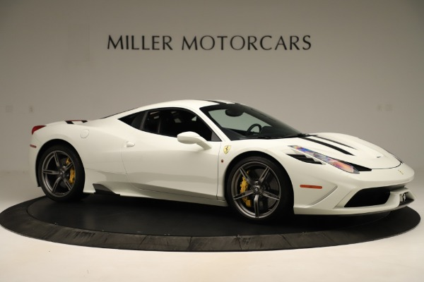 Used 2014 Ferrari 458 Speciale Base for sale Sold at Pagani of Greenwich in Greenwich CT 06830 10