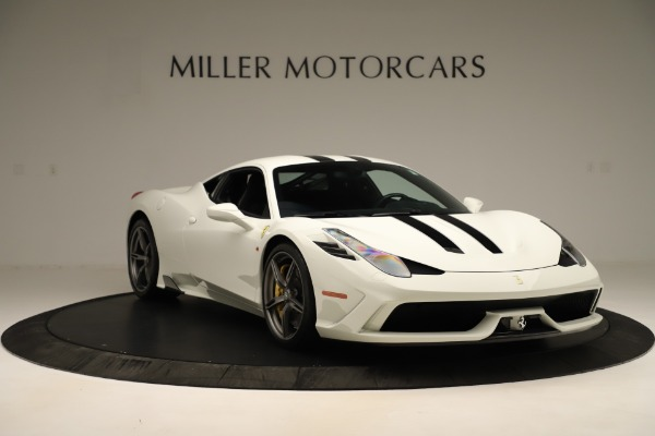 Used 2014 Ferrari 458 Speciale Base for sale Sold at Pagani of Greenwich in Greenwich CT 06830 11