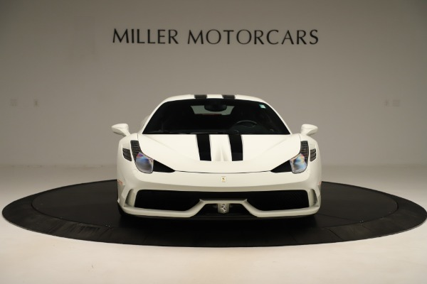 Used 2014 Ferrari 458 Speciale for sale $359,900 at Pagani of Greenwich in Greenwich CT 06830 12