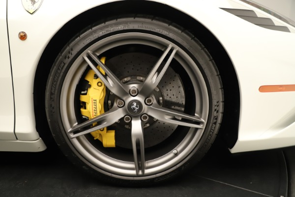 Used 2014 Ferrari 458 Speciale Base for sale Sold at Pagani of Greenwich in Greenwich CT 06830 13