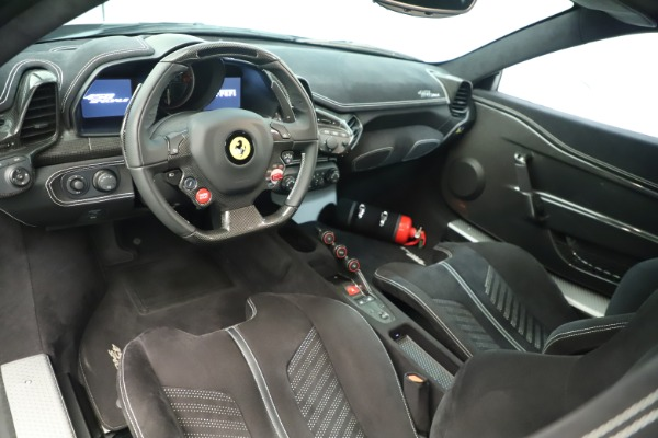 Used 2014 Ferrari 458 Speciale Base for sale Sold at Pagani of Greenwich in Greenwich CT 06830 14