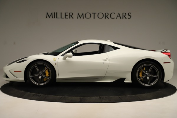 Used 2014 Ferrari 458 Speciale for sale $359,900 at Pagani of Greenwich in Greenwich CT 06830 3