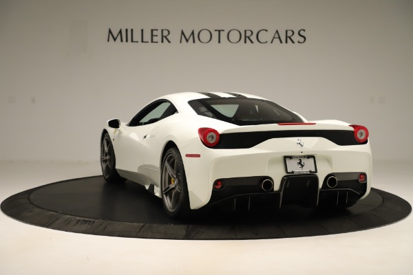 Used 2014 Ferrari 458 Speciale Base for sale Sold at Pagani of Greenwich in Greenwich CT 06830 5