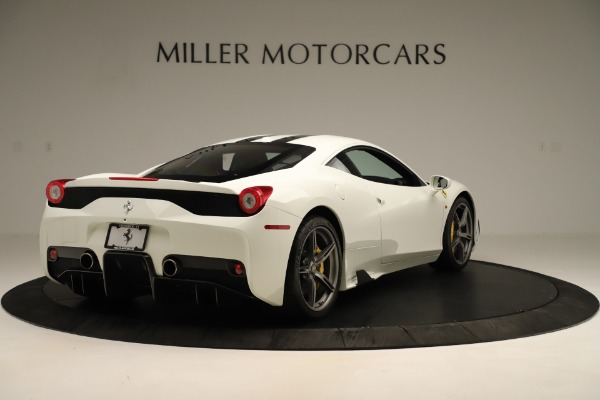Used 2014 Ferrari 458 Speciale Base for sale Sold at Pagani of Greenwich in Greenwich CT 06830 7