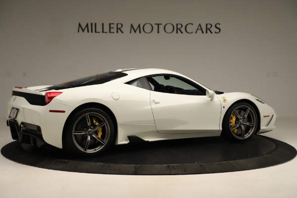 Used 2014 Ferrari 458 Speciale for sale $359,900 at Pagani of Greenwich in Greenwich CT 06830 8