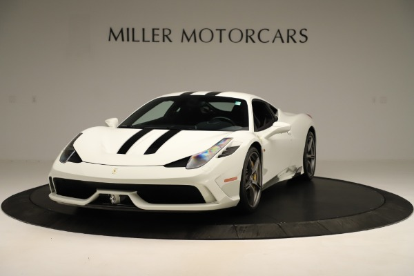 Used 2014 Ferrari 458 Speciale for sale $359,900 at Pagani of Greenwich in Greenwich CT 06830 1