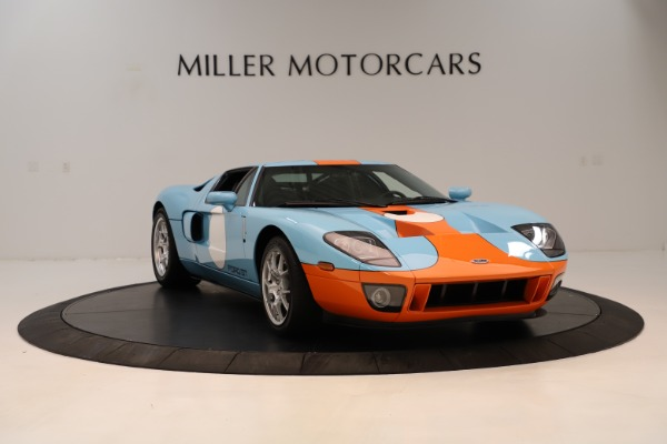 Used 2006 Ford GT for sale Sold at Pagani of Greenwich in Greenwich CT 06830 11