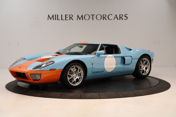 Used 2006 Ford GT for sale Sold at Pagani of Greenwich in Greenwich CT 06830 2