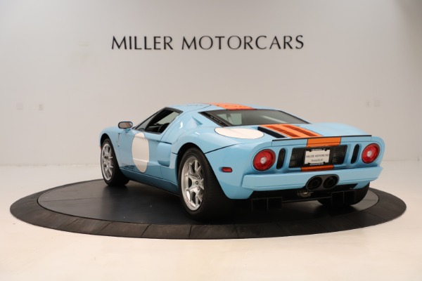 Used 2006 Ford GT for sale Sold at Pagani of Greenwich in Greenwich CT 06830 5