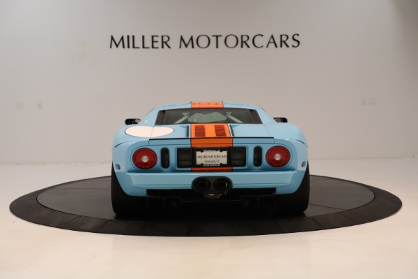 Used 2006 Ford GT for sale Sold at Pagani of Greenwich in Greenwich CT 06830 6